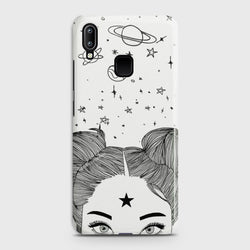 VIVO Y93 Space Girl Customized Case