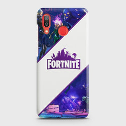 SAMSUNG GALAXY A30 Fortnite Sleepy Motel Case