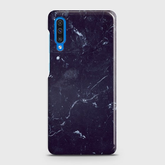 SAMSUNG GALAXY A50 Royal Blue Marble Case