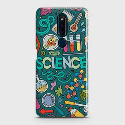 OPPO F11 PRO Science Lab Case
