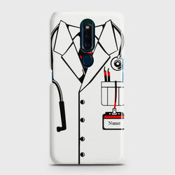 OPPO F11 PRO Doctor Costume Case
