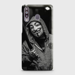 SAMSUNG GALAXY M30 Anonymous Joker Case