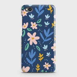 XIAOMI REDMI GO Colorful Flowers Case