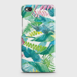 XIAOMI REDMI GO Retro Palm Leaves Case
