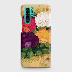 HUAWEI P30 PRO Sparkel Flower Eye Candy Case