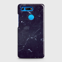 HUAWEI HONOR VIEW 20 Royal Blue Marble Case