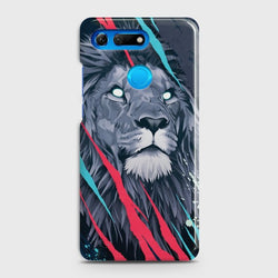 HUAWEI HONOR VIEW 20 Abstract Animated Lion Case