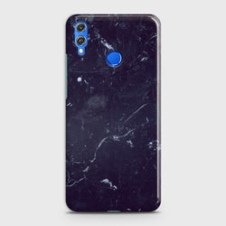 HUAWEI P SMART 2019 Royal Blue Marble Case