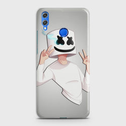 HUAWEI P SMART 2019 Marshmello Face Case