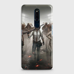 OPPO F11 PUBG Unknown Players Case