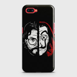OPPO REALME C1 MONEY HEIST PROFESSOR Case