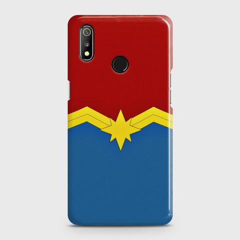 REALME 3 Super Women Case
