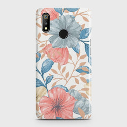 REALME 3 Seamless Flower Case