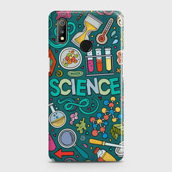 REALME 3 Science Lab Case