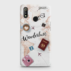 REALME 3 World Journeys Case