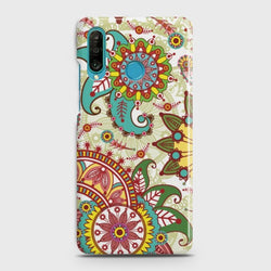 HUAWEI P30 LITE Seamless Paisley Flowers Case