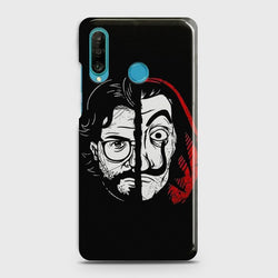 HUAWEI P30 LITE MONEY HEIST PROFESSOR Case