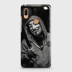 HUAWEI Y6 PRIME 2019 Anonymous Joker Case