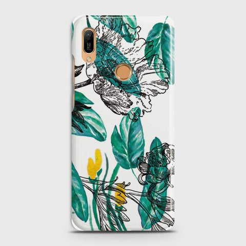 HUAWEI Y6 (2019) Sea Green Finiato Case