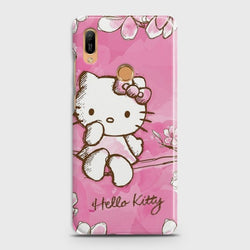 HUAWEI Y6 PRIME 2019 Hello Kitty Cherry Blossom Case