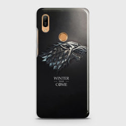 HUAWEI Y6 PRO 2019 Winter Has Come GOT Case