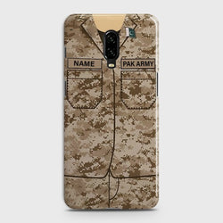 OnePlus 7 Army Costume Customized Case Buy in Pakistan