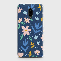 OnePlus 7 Colorful Flowers Customized Case Buy in Pakistan