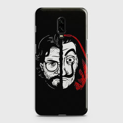 OnePlus 7 MONEY HEIST PROFESSOR Customized Case