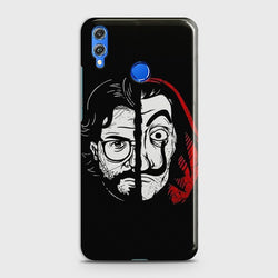 Huawei Honor 8C MONEY HEIST PROFESSOR Case