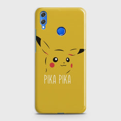 Huawei Honor 8C Pikachu Case