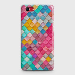 OPPO A1K Colorful Mermaid Scales Case