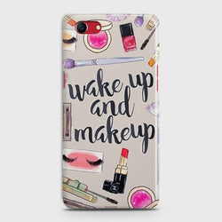 OPPO A1K Wakeup N Makeup Case