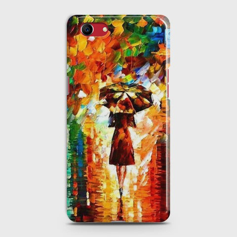 OPPO A1K Girl with Umbrella Case
