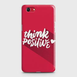 OPPO A1K Think Positive Case