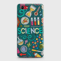 OPPO A1K Science Lab Case