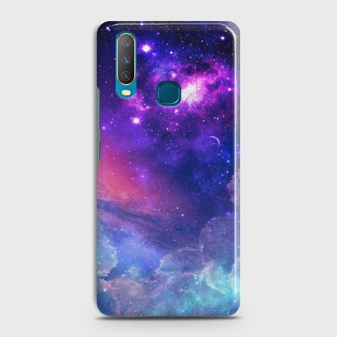 VIVO Y17 Galaxy World Case