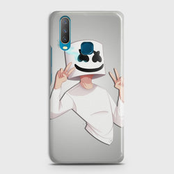 VIVO Y17 Marshmello Face Case