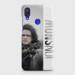XIAOMI REDMI Y3 Jon Snow GOT Case