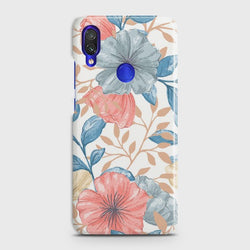 XIAOMI REDMI Y3 Seamless Flower Case