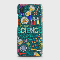 XIAOMI REDMI 7 Science Lab Customized Case