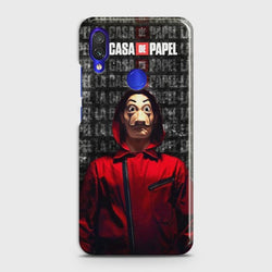 XIAOMI REDMI Y3 Money Heist Case
