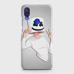 XIAOMI REDMI 7 Marshmello Face Customized Case