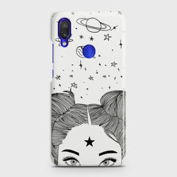 XIAOMI REDMI 7 Space Girl Customized Case