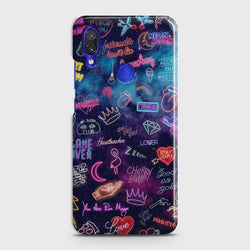 XIAOMI REDMI 7 Neon Galaxy Customized Case