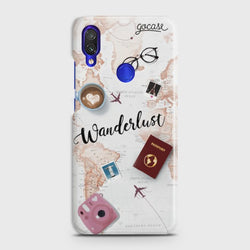 XIAOMI REDMI 7 World Journey Customized Case