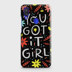 XIAOMI REDMI 7 You Got It Customized Case