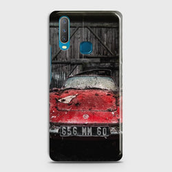 Vivo Y12 Old Rusty Car Case