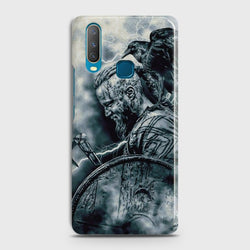 VIVO Y15 Viking Ragnar Case