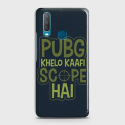 VIVO Y15 PUBG Scope Case
