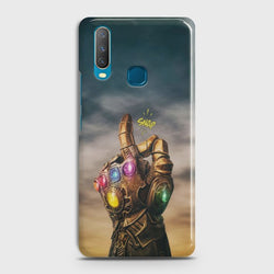 VIVO Y15 Thanos Snap Marvel Avengers Superhero Case